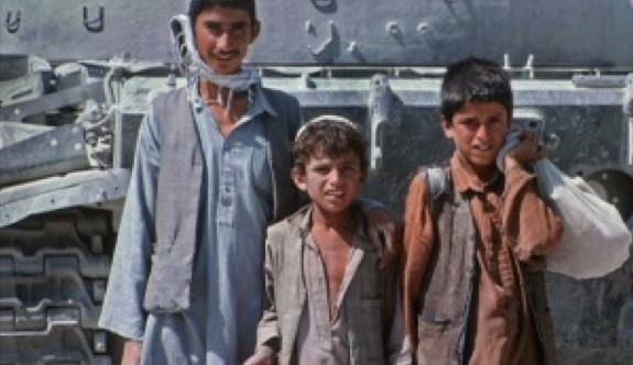Afghan Youth: The Hope for Restoration